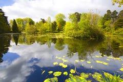 Altamont-Garten Lizenzfreie Stockfotos
