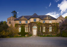 Altamont hus royaltyfri fotografi