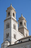 Altamura Cathedral. Apulia. Stock Photo