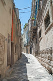 Altamura Oldtown. Apulia. Royalty Free Stock Photo