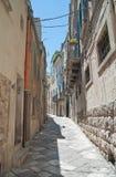 Altamura Oldtown. Apulia. Fotografia Stock Libera da Diritti