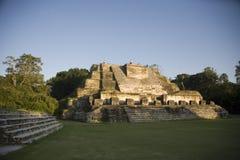 Altan Ha em Belize Imagens de Stock
