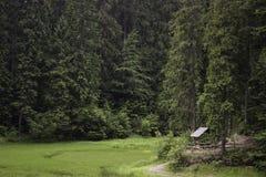 Altana w górach Obrazy Stock