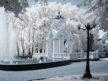 Altana w infrared Zdjęcia Royalty Free