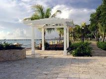 altanka nadbrzeża piękna Zdjęcia Stock