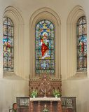 Altar. Foto de archivo