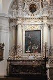 Altar Foto de archivo libre de regalías