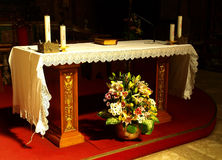 Altar stock images