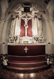 Altar Fotografía de archivo libre de regalías