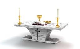Altar Lizenzfreies Stockfoto