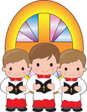 Altar Boys Royalty Free Stock Photo
