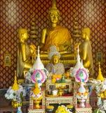 Altar budista Foto de archivo libre de regalías
