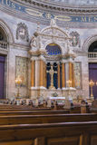 The altar of the Church of Frederick Royalty Free Stock Photo