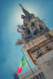 Altar da pátria, Roma Fotos de Stock