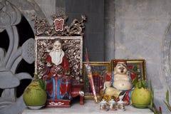 Altar de Budhist imagens de stock royalty free
