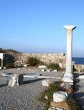 Altar de la basílica del siglo V Imagenes de archivo
