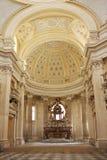 Altar de la capilla, Venaria Reale Fotografía de archivo