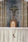 Altar de la iglesia Fotografía de archivo