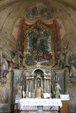 Altar de la Virgen Imágenes de archivo libres de regalías