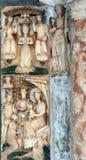 Altar de la Virgen María Foto de archivo