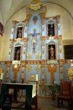 Altar de oro Fotografía de archivo libre de regalías