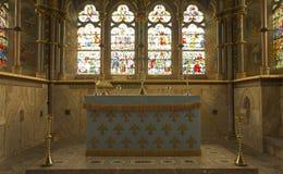 Altar del St Marys Imagen de archivo