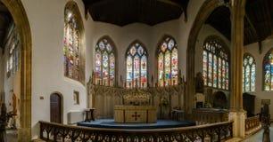 Altar der Dreifaltigkeitskirche Lizenzfreie Stockfotografie