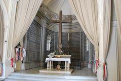 Altar des Ossuary lizenzfreies stockfoto