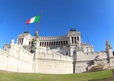 Altar des Vaterlands, Rom Stockfoto