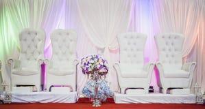 Altar do casamento foto de stock royalty free