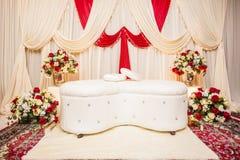 Altar do casamento imagem de stock royalty free
