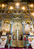 Altar doors Royalty Free Stock Photography