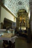 Altar e altarpiece do gato do SE imagem de stock royalty free
