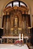 Altar em Veneza Imagem de Stock Royalty Free