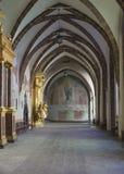 Altar en iglesia Foto de archivo