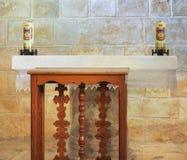 Altar en una Jerusalén Imagen de archivo