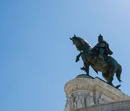 Altar of the Fatherland, Italy Royalty Free Stock Images