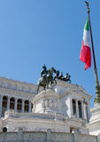 Altar of the Fatherland, Italy Royalty Free Stock Photos