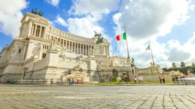 Altar of the Fatherland Royalty Free Stock Images