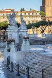 Altar of the Fatherland, Rome, Italy Royalty Free Stock Photography