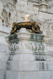 Altar of the Fatherland in Rome Italy Stock Photography