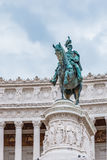 Altar of the Fatherland in Rome Italy Royalty Free Stock Image