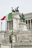 Altar of fatherland Royalty Free Stock Photos