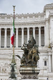 Altar of fatherland Stock Photography