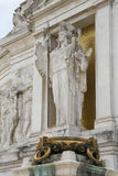 Altar of fatherland Royalty Free Stock Photography