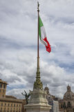 Altar of fatherland Royalty Free Stock Photo