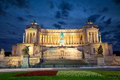 Altar of the Fatherland royalty free stock photo