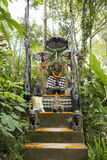 Altar God Ganesha, Bali Royalty Free Stock Images