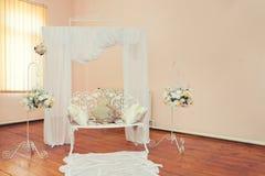 Altar for the God's Army Royalty Free Stock Photos