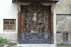 Altar ` Golgotha-` lizenzfreie stockfotografie